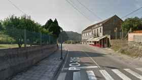 El robo ocurrió en una vivienda situada en Bon de Arriba, calle que aparece en la imagen.