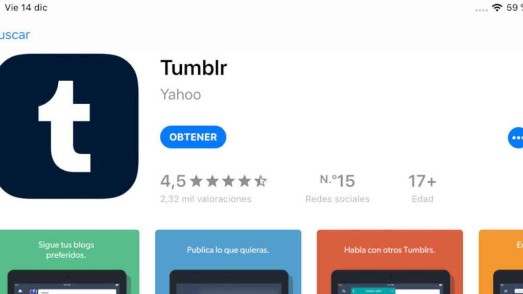 tumblr app store 1