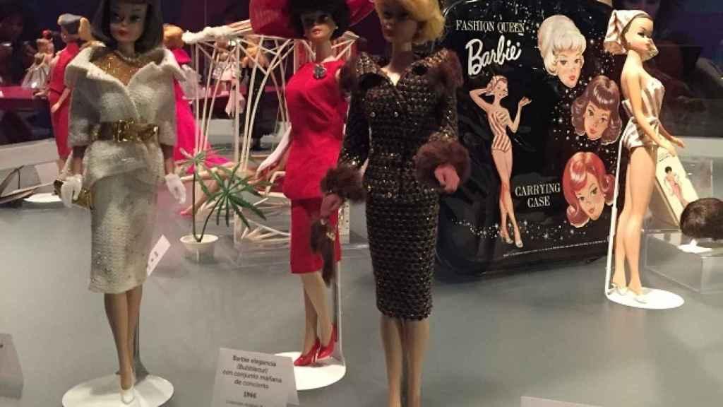 Las Barbies más internacionales llegan a Madrid