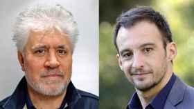 Pedro Almodóvar y Alejandro Amenábar.