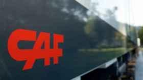 Logo de CAF.