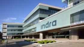 Uno de los centros de trabajo de Indra.