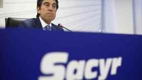 Manuel Manrique, presidente y CEO de Sacyr.