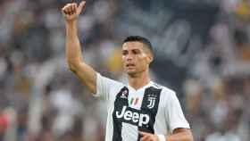 Cristiano+Ronaldo+Juve+Reuters