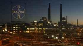Sede de la química alemana Bayer.