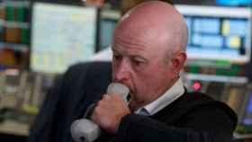 Imagen de la Bolsa de Nueva York, en una imagen de archivo.