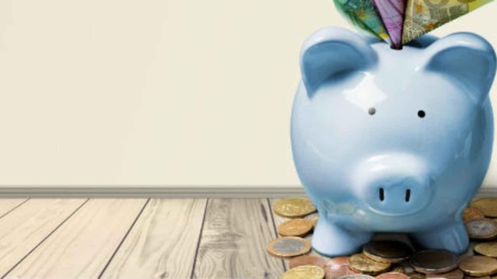 Imagen referencial sobre ahorros.