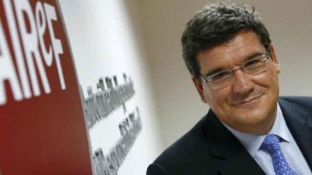 José Luis Escrivá, nuevo ministro de Seguridad Social.