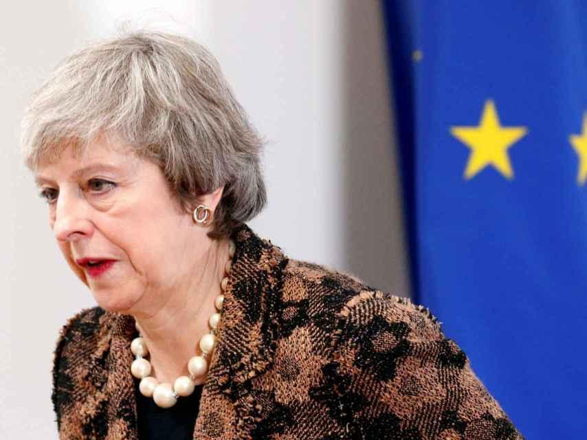 Los líderes de la UE han rechazado las garantías jurídicas que pide May
