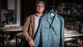 Ignacio Carrasco Navarro, guardia civil en situación administrativa de jubilado por insuficiencia de condiciones psicofísicas.