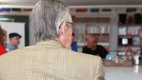 Imagen de archivo de una residencia de ancianos (EP)