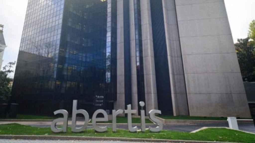 Una de las sedes corporativas de Abertis, en una imagen de archivo.