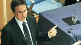 Conde Ruiz advierte de que el problema del sistema de pensiones será en 20 o 30 años