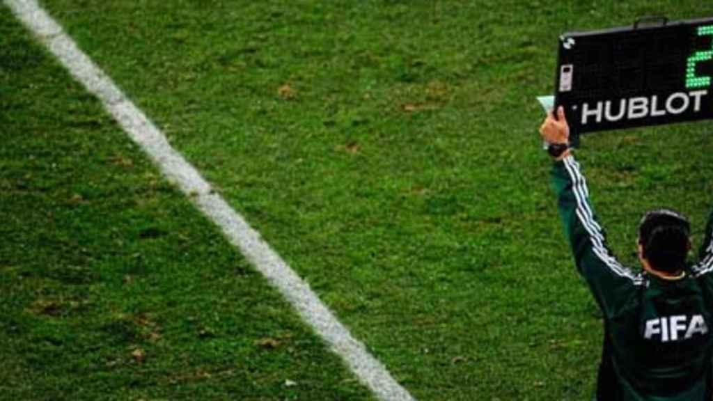 El fútbol español saltará a la bolsa en dos años, según el presidente de La Liga
