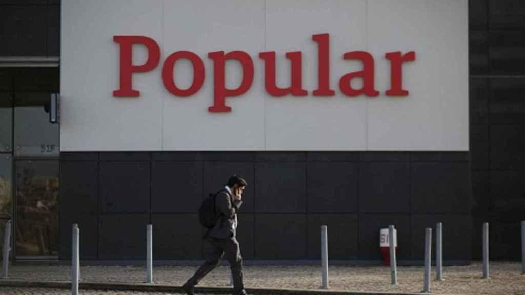 La Mutualidad intenta un acuerdo extrajudicial con Santander por las pérdidas en Popular