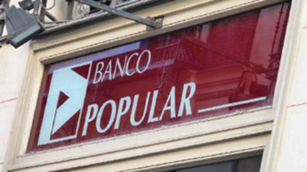 Banco Popular vuelve a los beneficios: ganó 41 millones hasta marzo