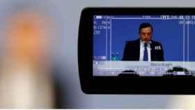 La futura subida de los tipos y la guerra de divisas marcan la reunión del BCE