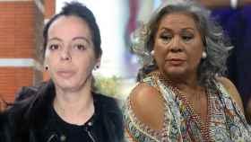 Inma Cuevas y Carmen Gahona.