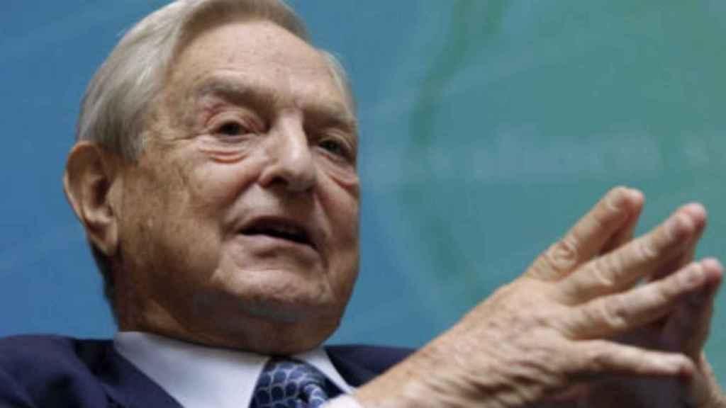 George Soros, en una imagen de archivo.