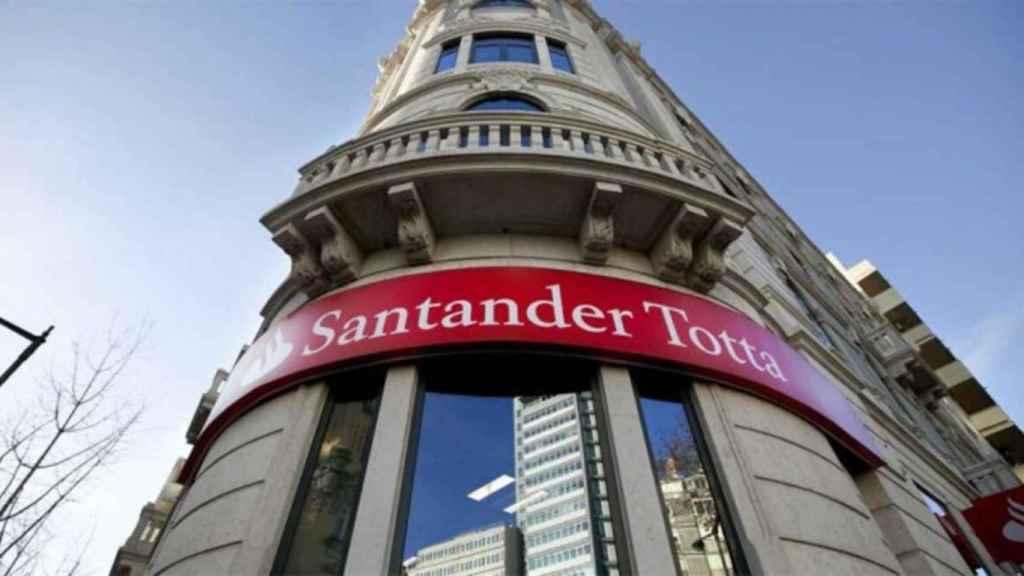 Edificio de Santander Totta.