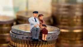 Foto sobre planes de pensiones.
