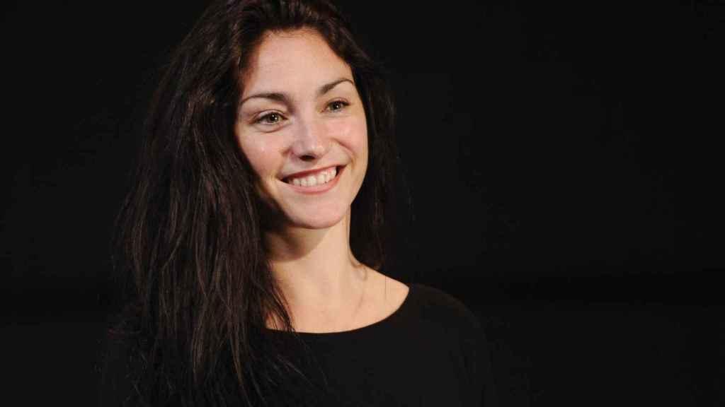 Celia Flores, hija de Marisol y Antonio Gades.