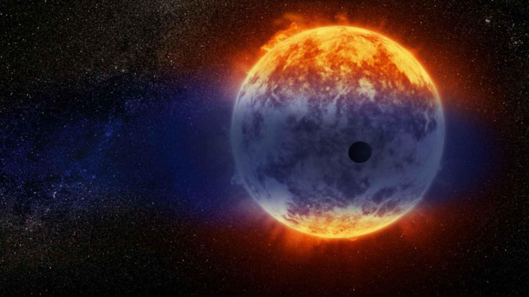 Así Se Extingue Un Planeta A 100 Años Luz De Distancia De La Tierra