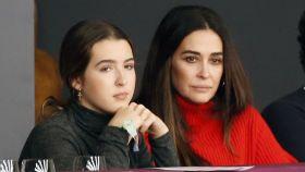 Alba Díaz y su madre Vicky Martín Berrocal en imagen de archivo.
