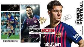 Descarga ya PES 2019 Pro Evolution Soccer para Android ¡Gratis!