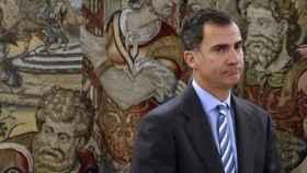 El Rey pide a la CEOE más esfuerzos para frenar el paro y la exclusión social