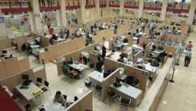 ¿En qué países hay más empleados públicos?