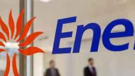 Logo de Enel.