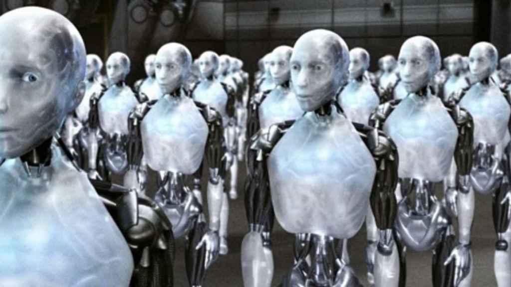 Un 37% de los trabajadores tienen miedo de que los robots le quiten su empleo