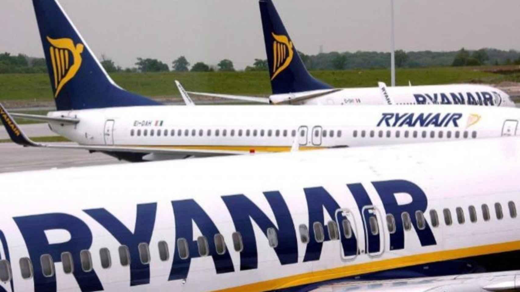Ryanair aumenta las cancelaciones de vuelos, hasta los 400