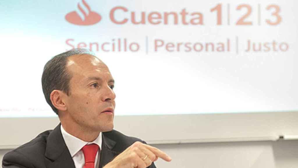 Rami Aboukhair (Santander) es nombrado consejero delegado del Banco Popular