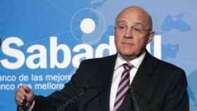 Oliu: El Sabadell tiene instrumentos para proteger intereses de sus clientes