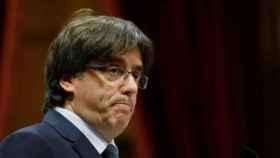 Puigdemont está dispuesto a un proceso de mediación y rechaza el mensaje del Rey