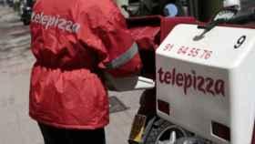 Repartidor de Telepizza