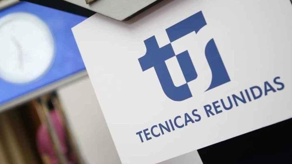 Logo de Técnicas Reunidas.