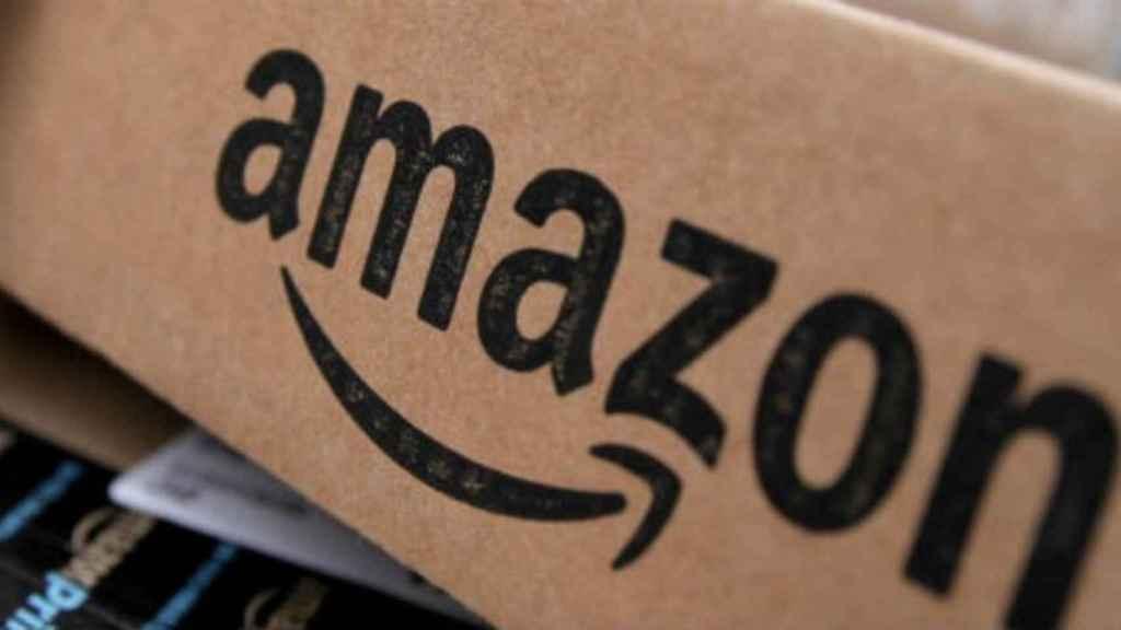 Paquete de Amazon.