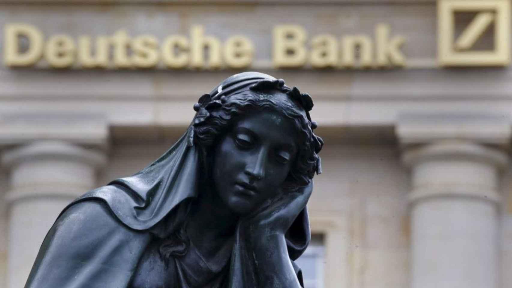 Una de las sedes de Deutsche Bank en una imagen de archivo.