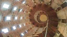 Una torre de ladrillo en una imagen de  archivo.