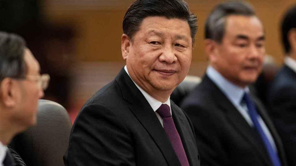 Xi Jinping, el presidente de China.