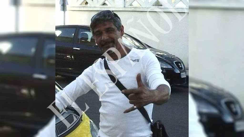 Bernardo Montoya, presunto asesino de Laura Luelmo, en un aparcamiento subterráneo.