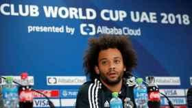 Marcelo, en rueda de prensa del Mundial de Clubes