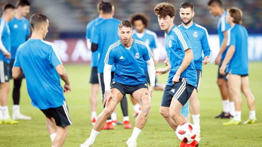 FIFA Mundial de Clubes 2018: Real Madrid