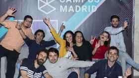 La startup Triporate reside en el Campus de Google en Madrid.