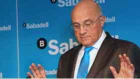 Oliu (Sabadell) advierte que la banca está encareciendo las hipotecas por inseguridad jurídica