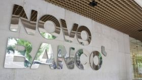 Oficinas centrales de Novo Banco.
