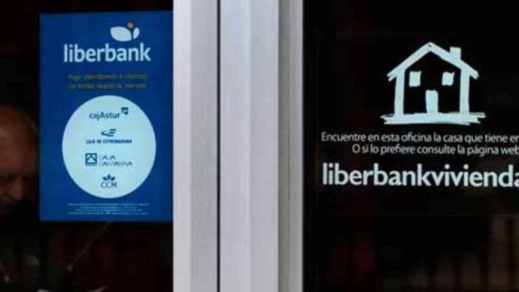 Liberbank gana 32 millones hasta marzo, un 15,4% menos